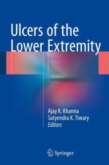 Ulcers of the Lower Extremity, Hardback Book