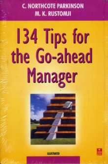134 Tips for the Go-ahead Manager, Paperback Book