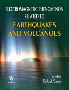 Electromagnetic Phenomenon Related to Earthquakes and Volcanoes, Hardback Book