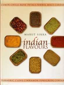 Indian Flavours, Hardback Book