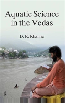Aquatic Science in the Vedas, Hardback Book