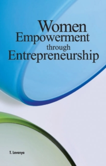 Women Empowerment Through Entrepreneurship, Hardback Book