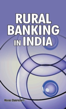 Rural Banking in India, Hardback Book