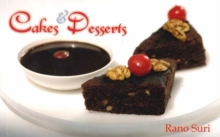 Cakes & Desserts, Paperback Book