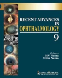 Recent Advances in Ophthalmology - 9, Hardback Book
