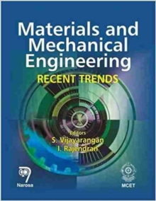 Materials and Mechanical Engineering : Recent Trends, Hardback Book