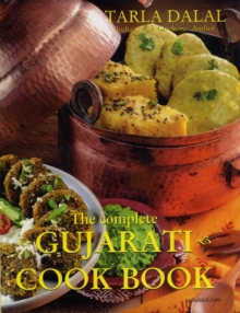 The Complete Gujarati Cookbook, Hardback Book