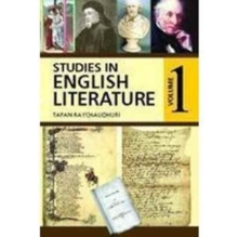 Studies in English Literature : Volume 1, Paperback Book