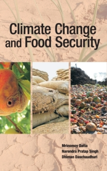 Climate Change and Food Security, Hardback Book