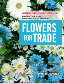 Flowers for Trade, Hardback Book