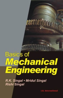 Basics of Mechanical Engineering, Paperback / softback Book