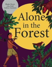 Alone in the Forest, Hardback Book