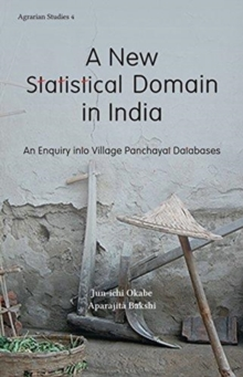 New Statistical Domain in India, Paperback / softback Book