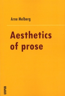 Aesthetics in Prose, Paperback Book