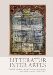 Litteratur Inter Artes, Hardback Book