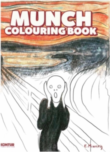 Munch Colouring Book, Paperback Book