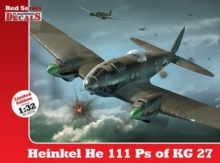 Heinkel He 111 Ps of Kg 27, Paperback / softback Book