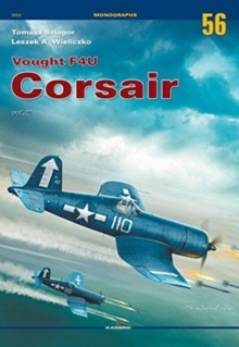 Vought F4u Corsair Vol. II, Paperback / softback Book
