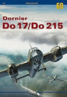 Dornier Do 17/Do 215, Paperback / softback Book