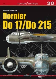 Dornier Do 17z/Do 2015, Paperback / softback Book