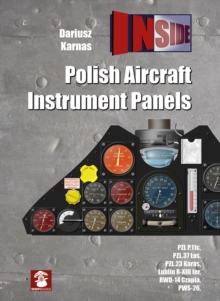 Polish Aircraft Instrument Panels, Hardback Book
