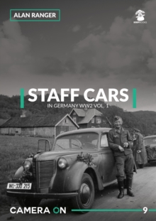 Staff Cars In Germany WW2 : 1, Paperback Book