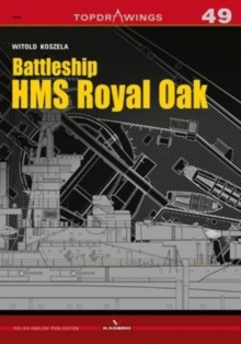 Battleship HMS Royal Oak, Paperback / softback Book