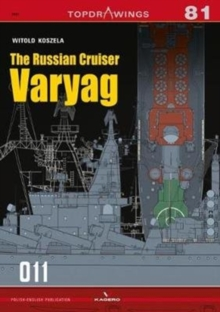 The Russian Cruiser Varyag, Paperback / softback Book