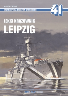 Leipzig Light Cruiser, Paperback Book