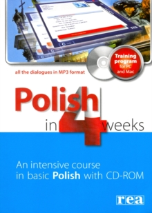 Polish in 4 Weeks : Intensive Course in Basic Polish, Mixed media product Book