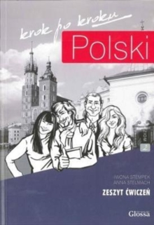Polski Krok po Kroku. Volume 2: Student's Workbook. Pack (Book and free audio CD), Paperback Book