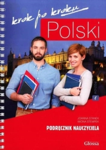 Polski Krok po Kroku. Volume 1: Teacher's Book. Pack (Book and free audio CD), Paperback / softback Book