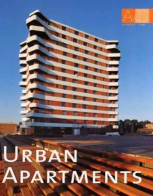 Urban Apartments, Hardback Book