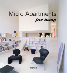 Micro Apartments for Living, Paperback / softback Book