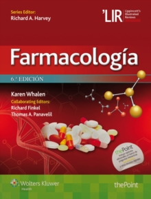 Farmacologia : LIR. Lippincott Illustrated Reviews, Paperback / softback Book