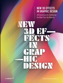 New 3d Effects In Graphic Design, Hardback Book