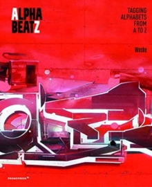 Alphabeatz: Tagging Alphabets from A to Z, Hardback Book