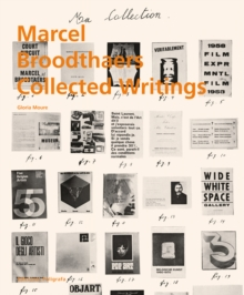 Marcel Broodthaers: Works and Collected Writings, Hardback Book