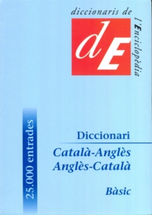 Basic Catalan-English & English-Catalan Dictionary, Paperback Book
