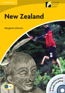 New Zealand Level 2 Elementary/Lower-intermediate Book with CD-ROM/Audio CD Pack, Mixed media product Book