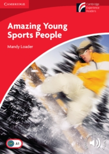 Amazing Young Sports People Level 1 Beginner/Elementary, Paperback Book