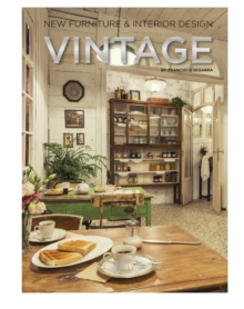 Vintage : New Furniture & Interior Design, Hardback Book