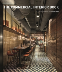 The Commercial Interior Book, Hardback Book