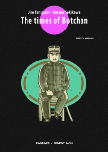 The Times Of Botchan Vol.4, Paperback / softback Book