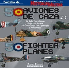 50 Fighter Planes, Hardback Book