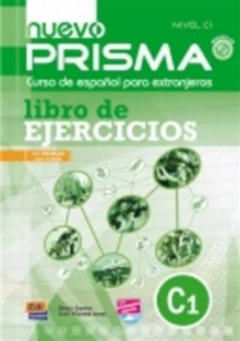Nuevo Prisma C1 : Exercises Book + CD, Mixed media product Book
