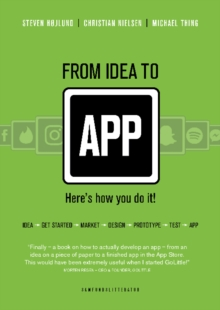 From Idea to App : Here's how you do it!, Paperback / softback Book