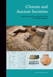 Climate and Ancient  Societies, Hardback Book