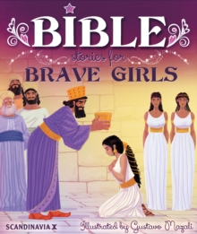 Bible Stories for Brave Girls, Paperback Book