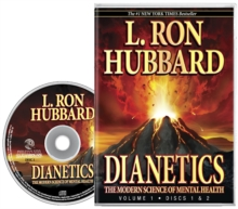 Dianetics : The Modern Science of Mental Health, CD-Audio Book